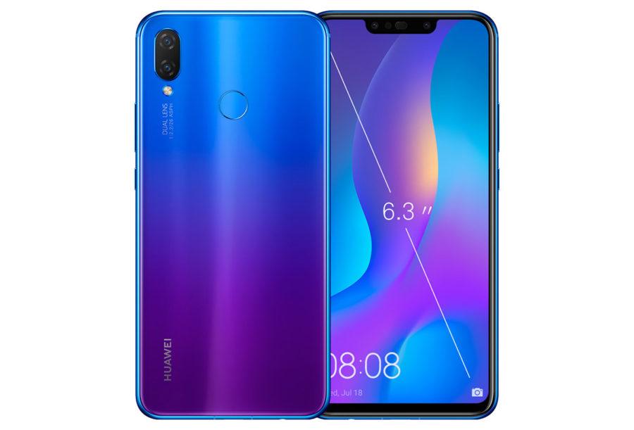 Huawei Nova 3i купить