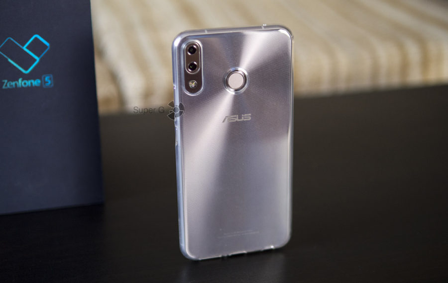 Чехол для Asus Zenfone 5 ZE620KL из комплекта