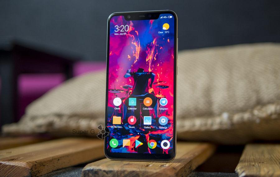 Экран Xiaomi Mi8