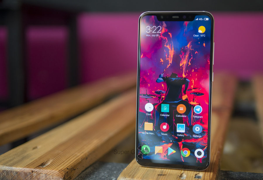 Заказать Xiaomi Mi8 из Китая