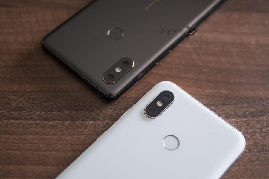 Xiaomi Mi MIX 2S или Xiaomi Mi8 - что выбрать?