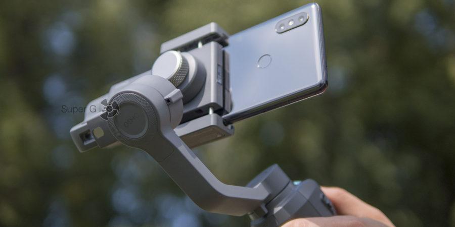 Впечатления и тестирование DJI Osmo Mobile 2