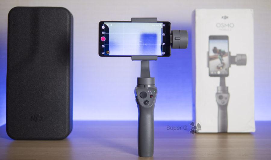 Реальный и объективный отзыв DJI Osmo Mobile 2 - практически полностью бесполезная приблуда
