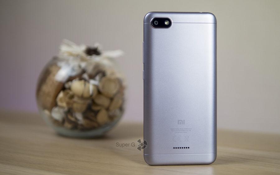 Пластиковый корпус Xiaomi Redmi 6A