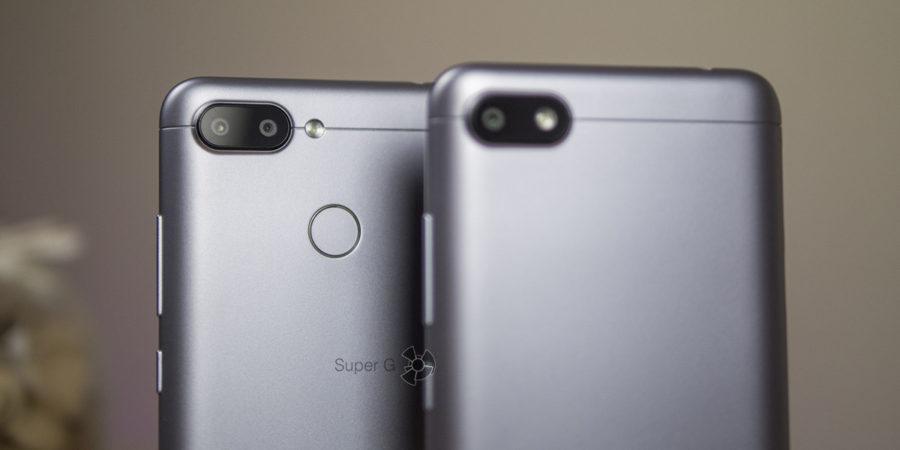Камера Xiaomi Redmi 6 снимает лучше, чем 6A