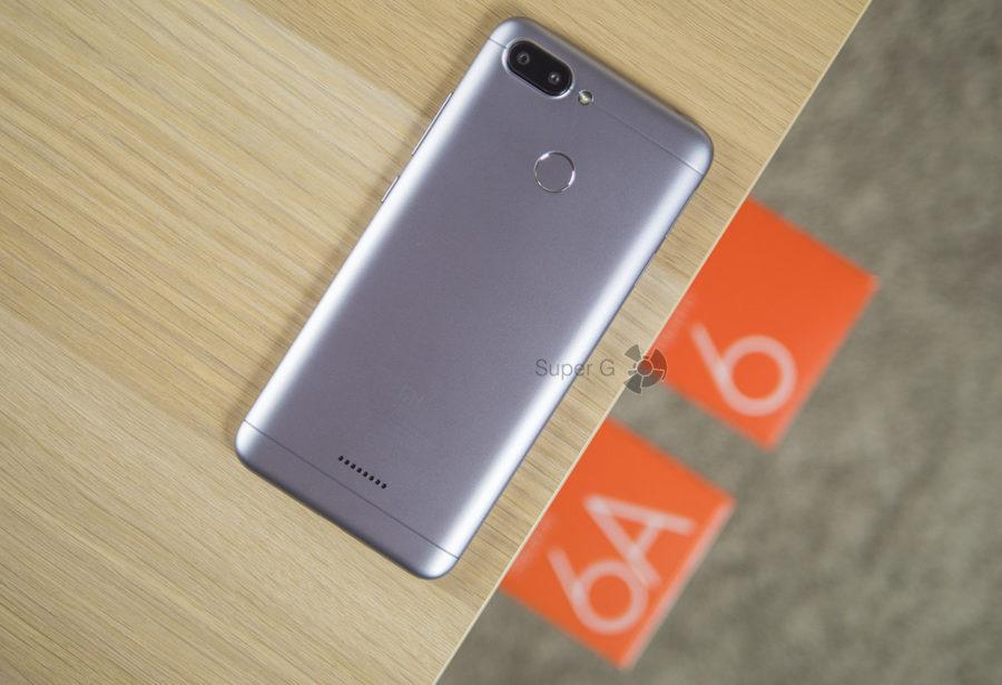 Чем отличается Xiaomi Redmi 6 от Xiaomi Redmi 6A