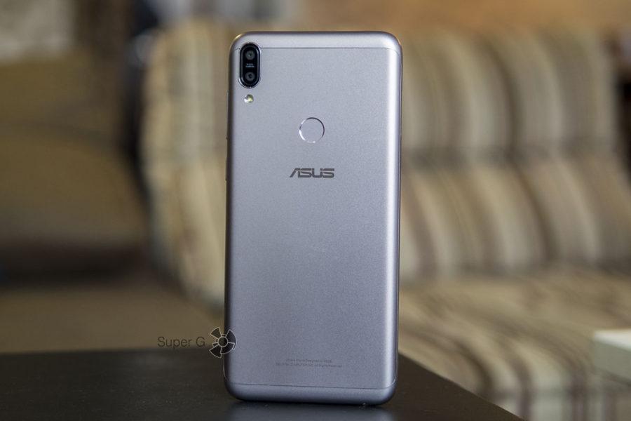 Тест Asus Zenfone Max Pro (M1)