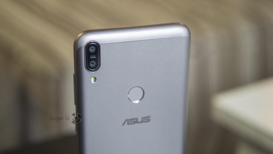 Камеры Asus Zenfone Max Pro (M1)