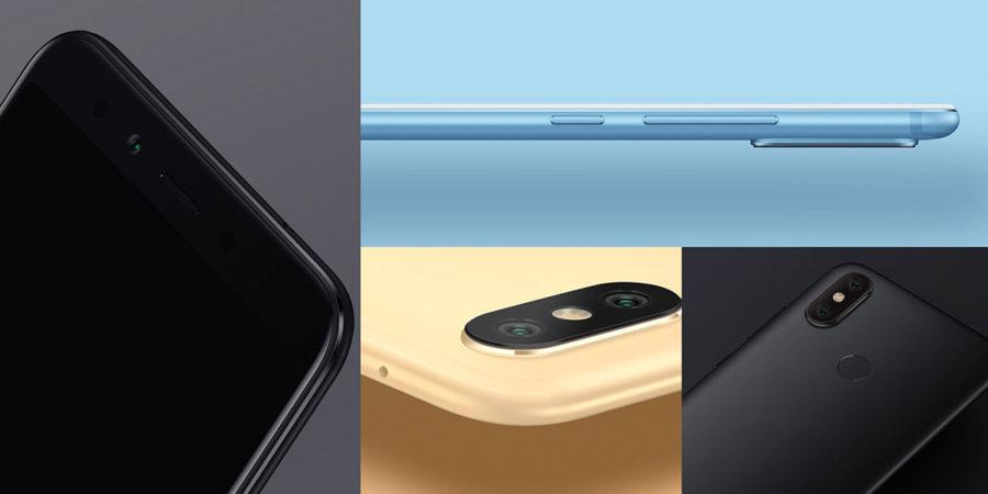 Xiaomi Mi A2 купить в Москве