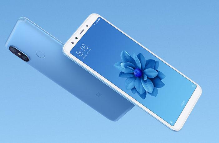 Xiaomi Mi A2 официально представлен