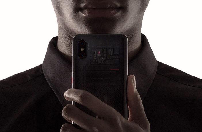 Xiaomi Mi8 Explorer Edition наконец-то поступает в продажу