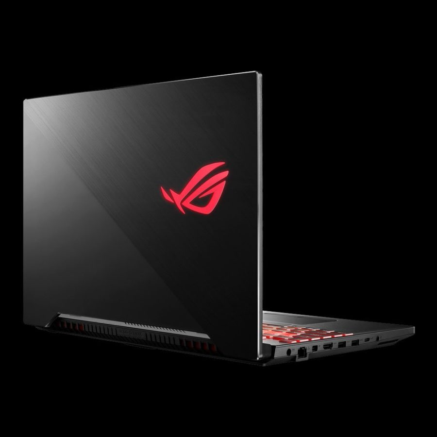 Asus ROG Strix HERO II дизайн
