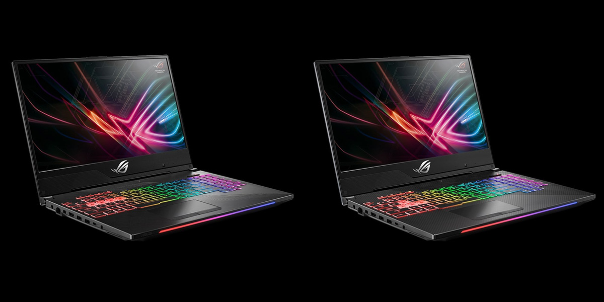 Asus ROG Strix SCAR II купить Asus ROG Strix HERO II