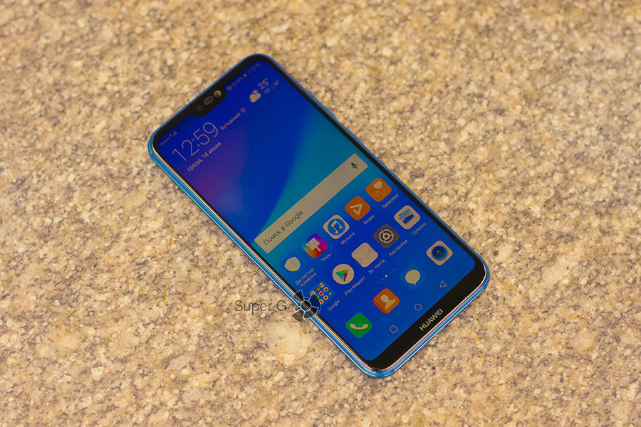 Цена Huawei P20 Lite