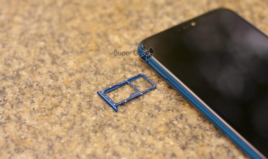 Лоток SIM Huawei P20 Lite