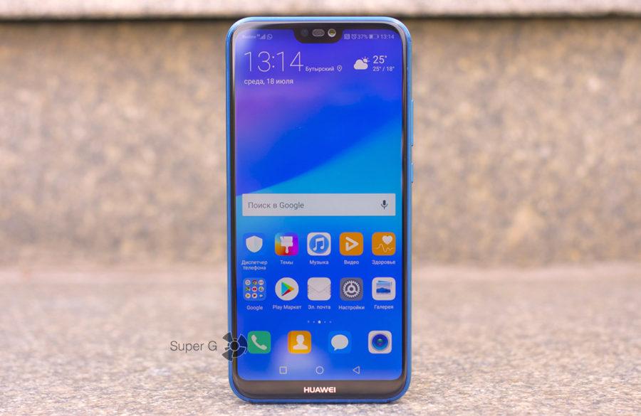 Экран Huawei P20 Lite
