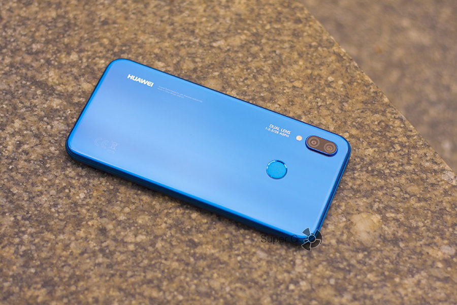 Задняя панель Huawei P20 Lite