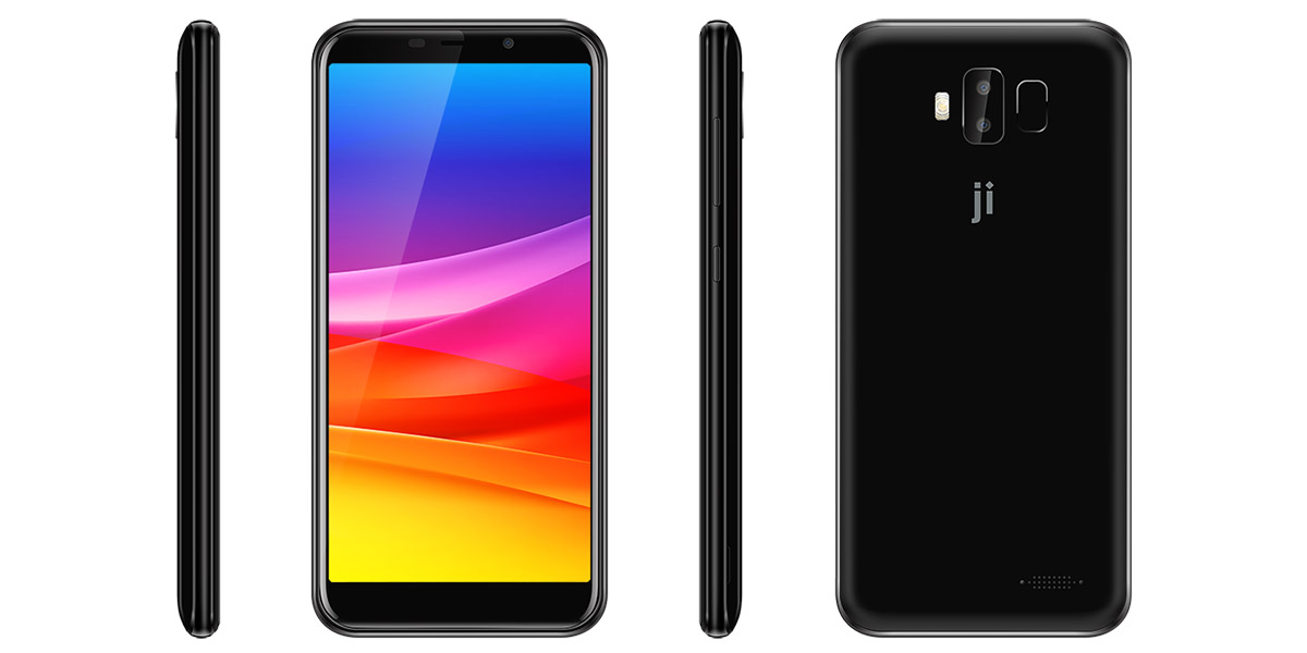 Jinga Joy PRO - смартфон с экраном 18:9 и NFC за копейки