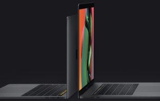 MacBook Pro 13 и MacBook Pro 15 дизайн