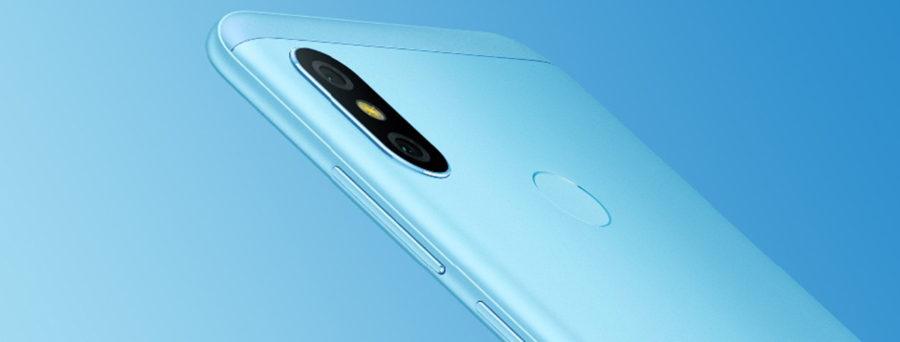 Дизайн Xiaomi Mi A2 Lite
