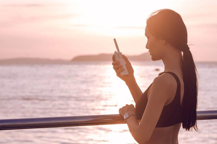 Рации Xiaomi Mi Calling цена и где купить