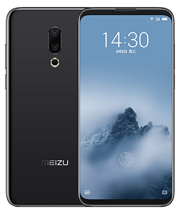Черный Meizu 16th