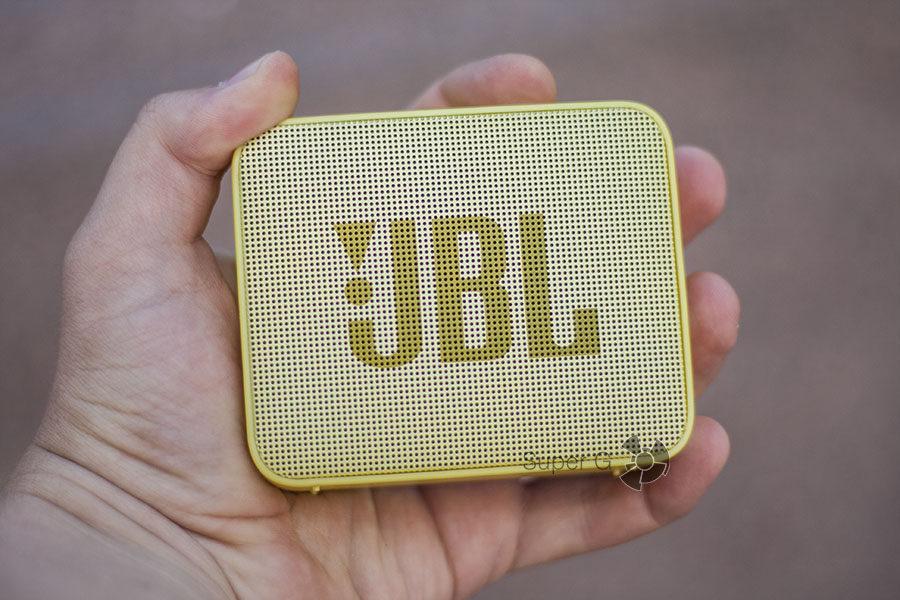Размер JBL GO 2