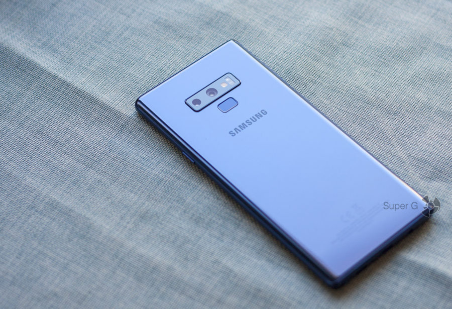 Отзывы на Samsung Galaxy Note 9 SM-N960