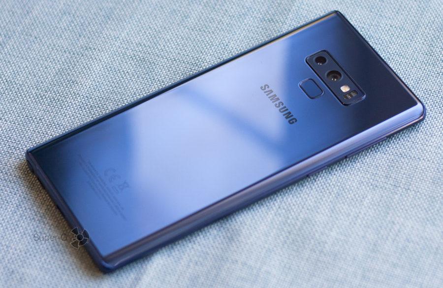 Тест камер Samsung Galaxy Note 9 SM-N960