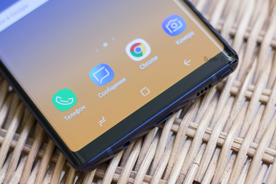 Экран Samsung Galaxy Note 9