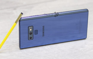 Обзор смартфона Samsung Galaxy Note 9 SM-N960