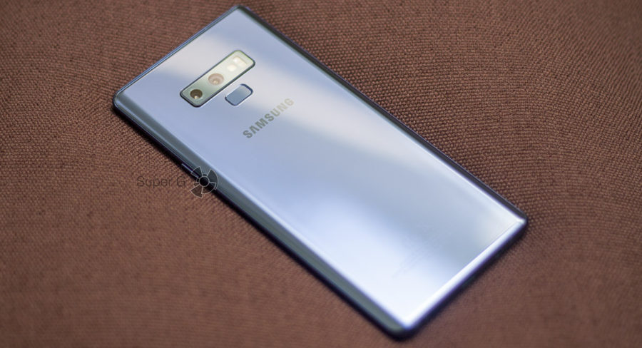 Смартфон Samsung Galaxy Note 9 SM-N960