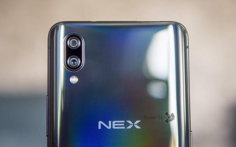 Камеры Vivo NEX