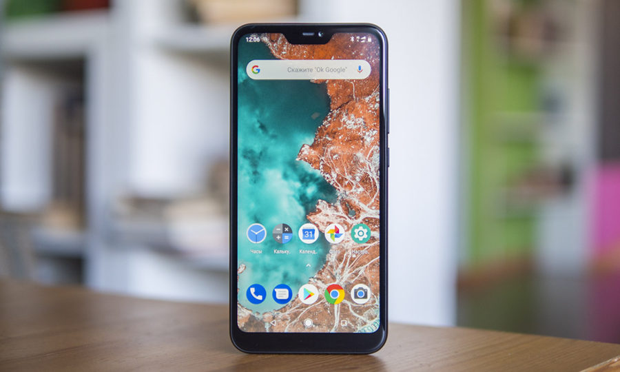 Экран Xiaomi Mi A2 Lite