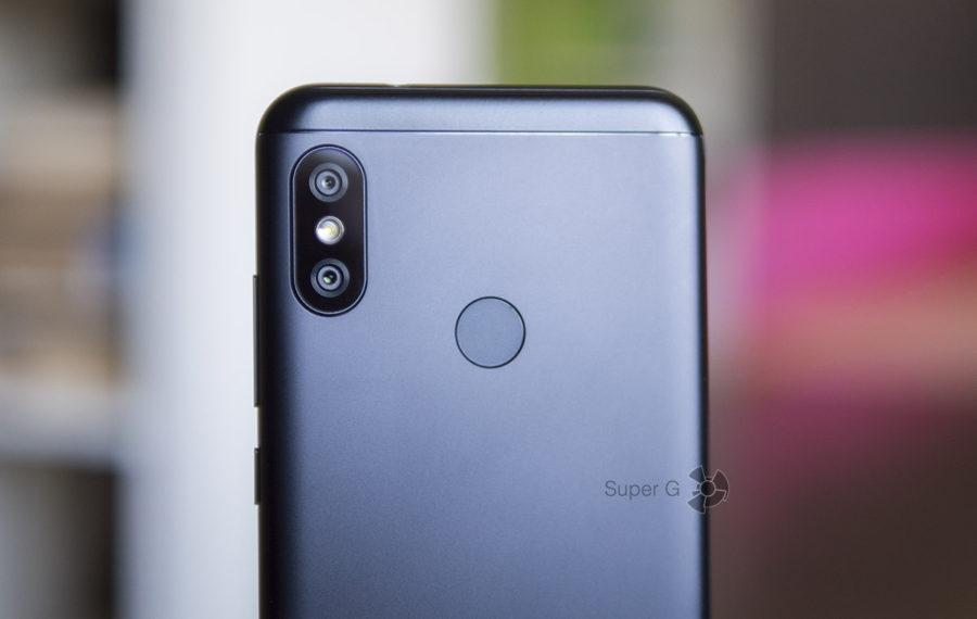 Сравнение Xiaomi Mi A2 Lite с Xiaomi Mi A2