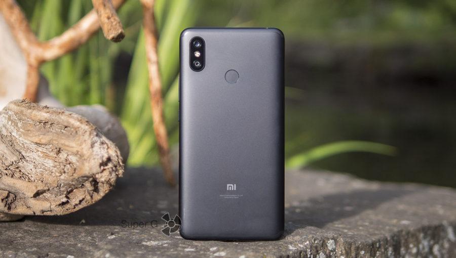 Xiaomi Mi Max 3 128 гб