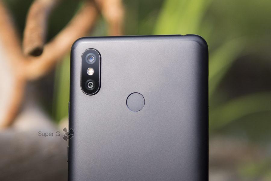 Примеры фотографий с Xiaomi Mi Max 3