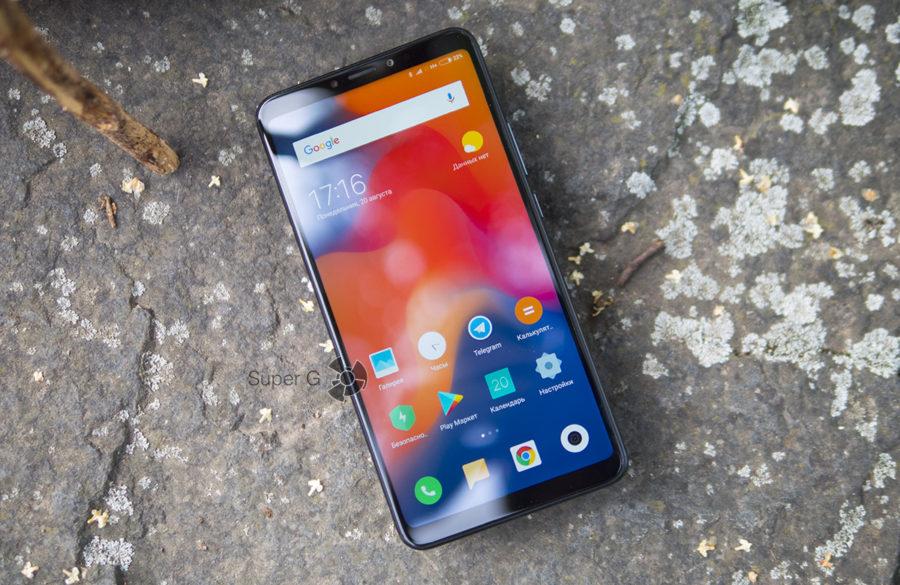 Огромный 6,9-дюймовый экран Xiaomi Mi Max 3