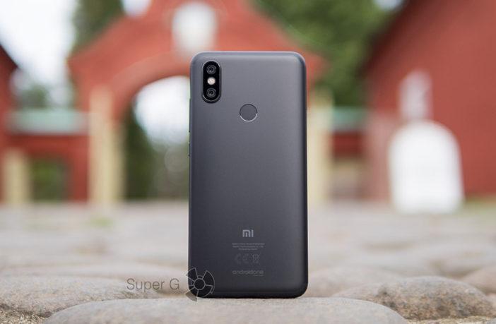 Обзор смартфона Xiaomi Mi A2