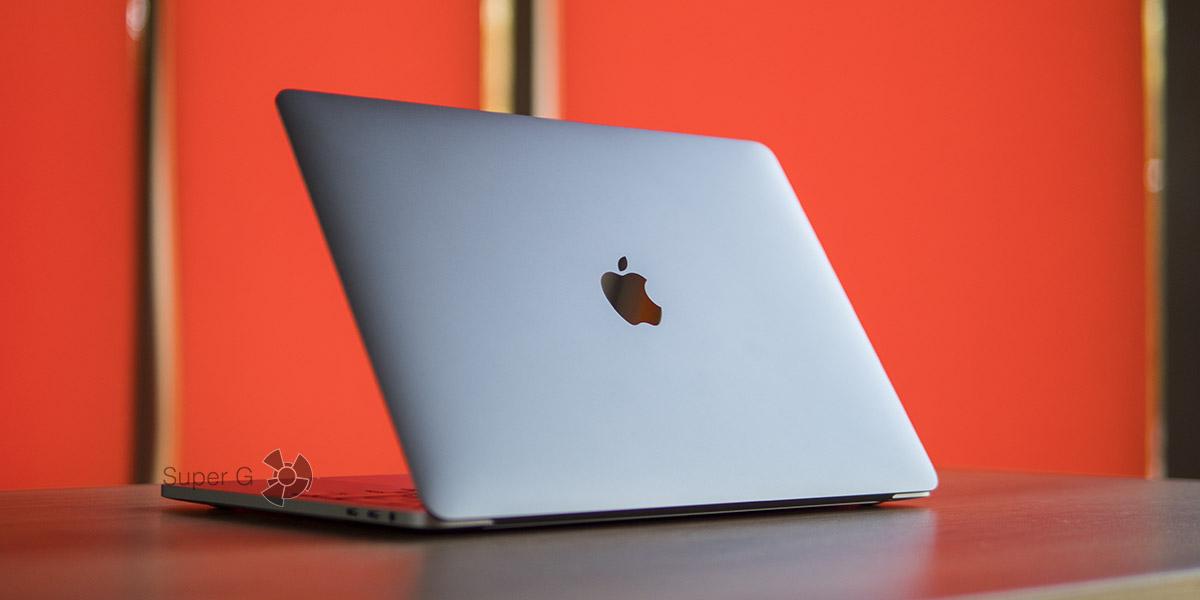 Обзор Apple MacBook Pro 13 2018