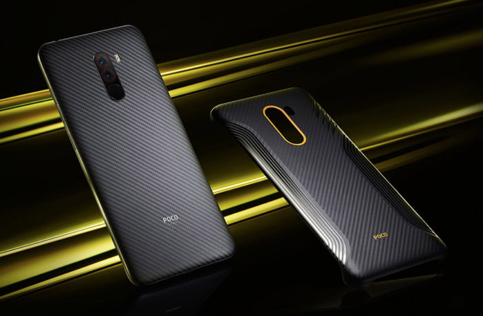 Обзор Pocophone F1 Armoured Edition