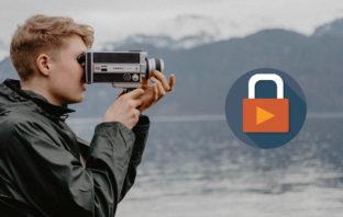 Как добавить водяной знак на видео - Visual Watermark App