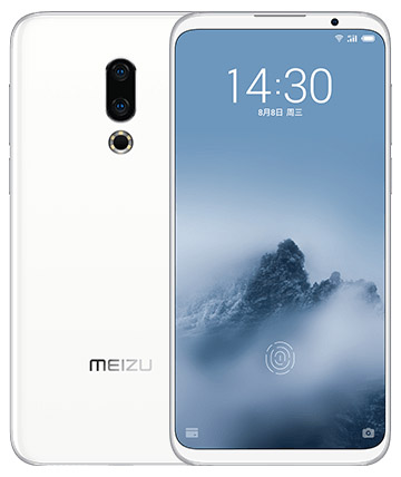 Белый Meizu 16th