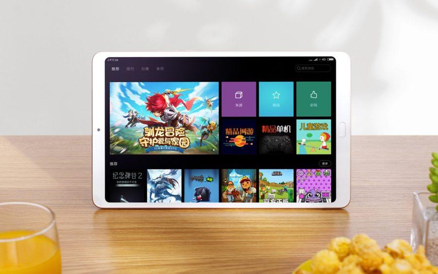 Xiaomi Mi Pad 4 характеристики