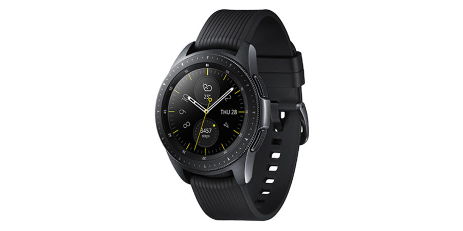 Дизайн Galaxy Watch