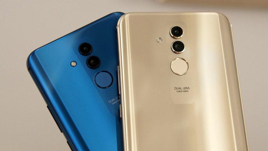 Фото Huawei Mate 20 Lite
