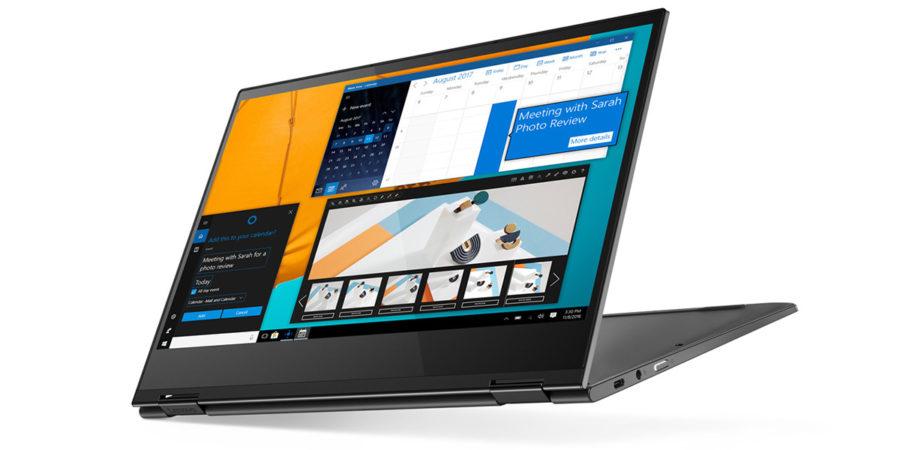Дисплей Lenovo Yoga C630