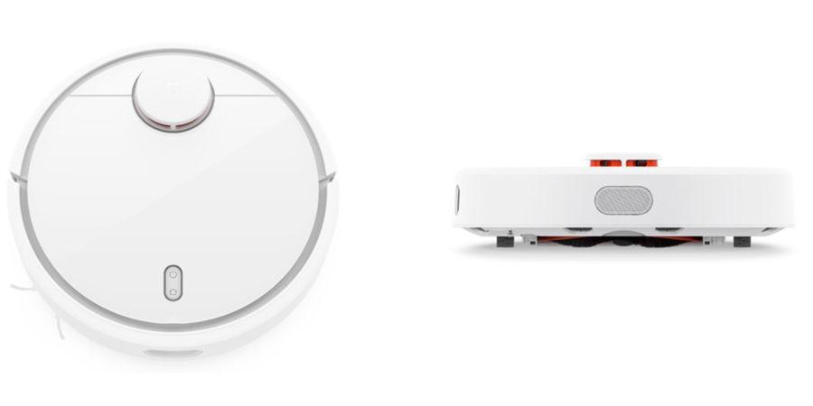 Дизайн Mi Robot Vacuum