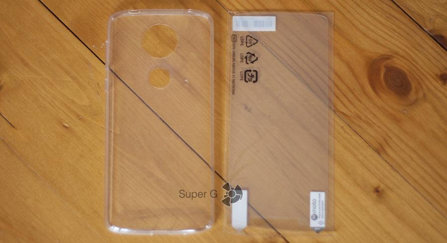 Чехол Motorola E5 Plus