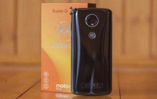 Цена Motorola E5 Plus
